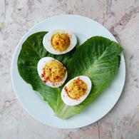 Classic Homemade Deviled Eggs