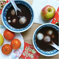 Homemade Tang Yuan