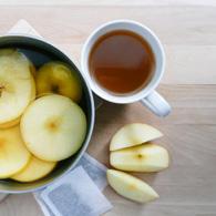Iced Apple Green Tea