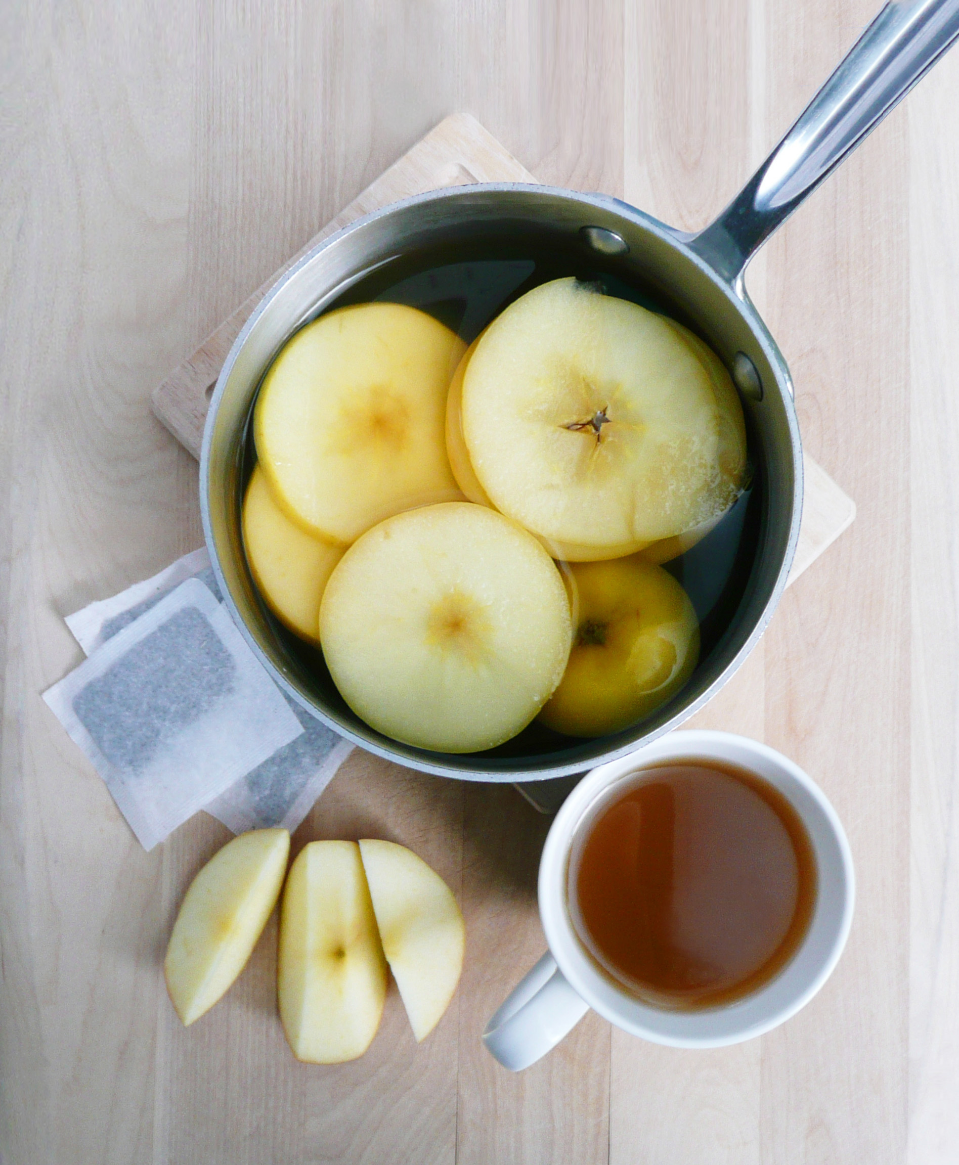 apple tea 1