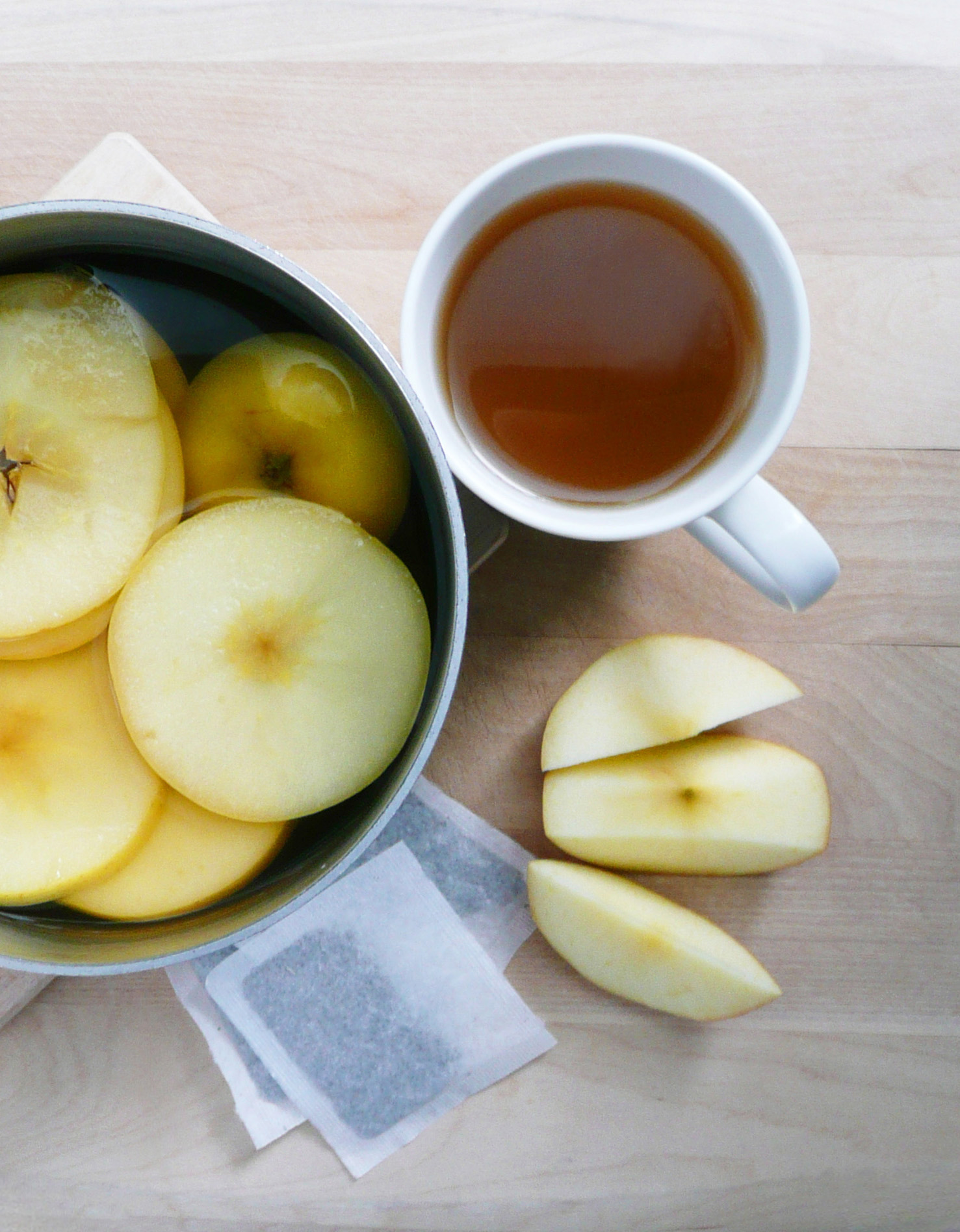 apple tea 4