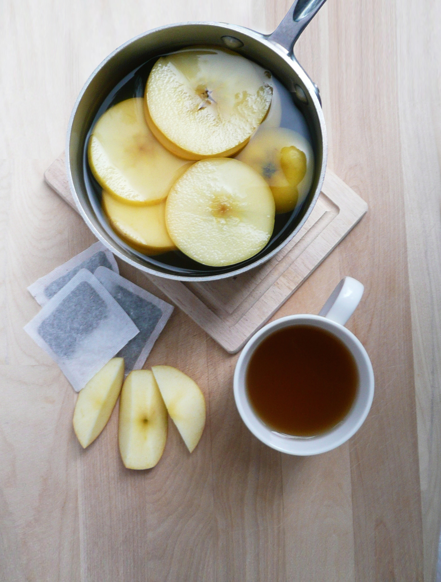 apple tea 5
