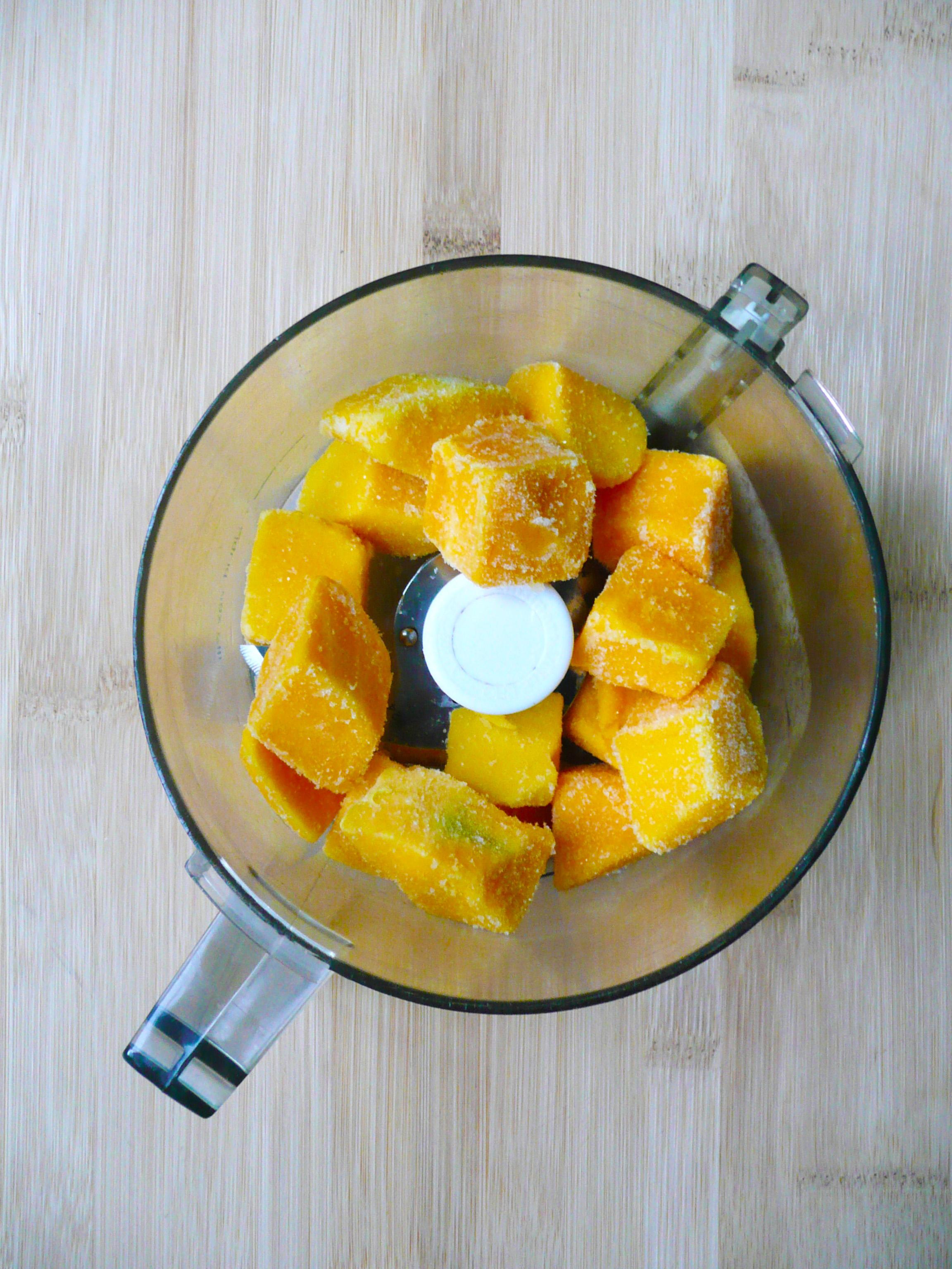 mango sorbet 2