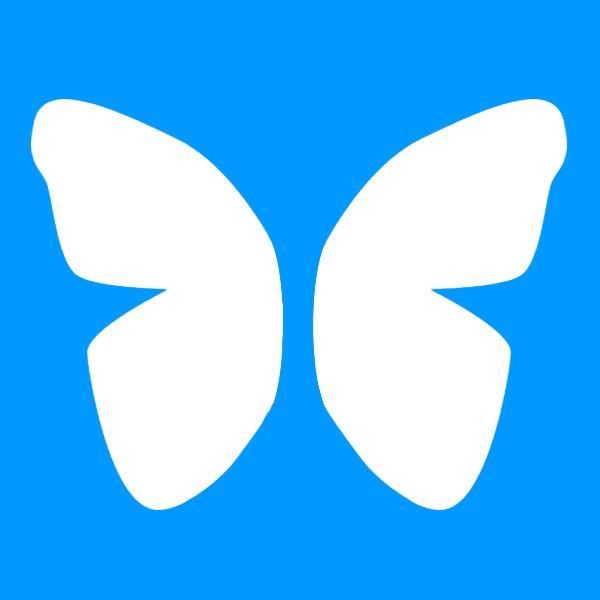Hope and Butterflies Logo