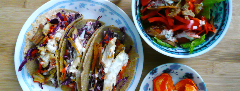 cole slaw tacos