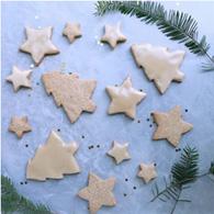 maple vanilla sugar cookies
