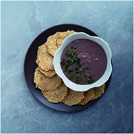 Oat Flour and Brown Rice Tortilla Chips