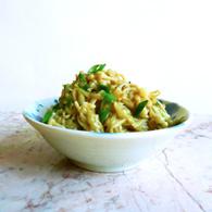 Sautéed Enoki Mushrooms with Garlic