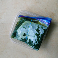 What To Do With Leftover Baby Greens
